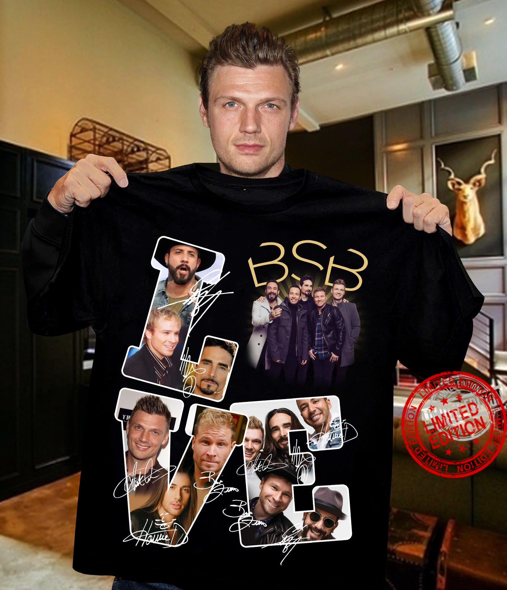 BSB Love Shirt