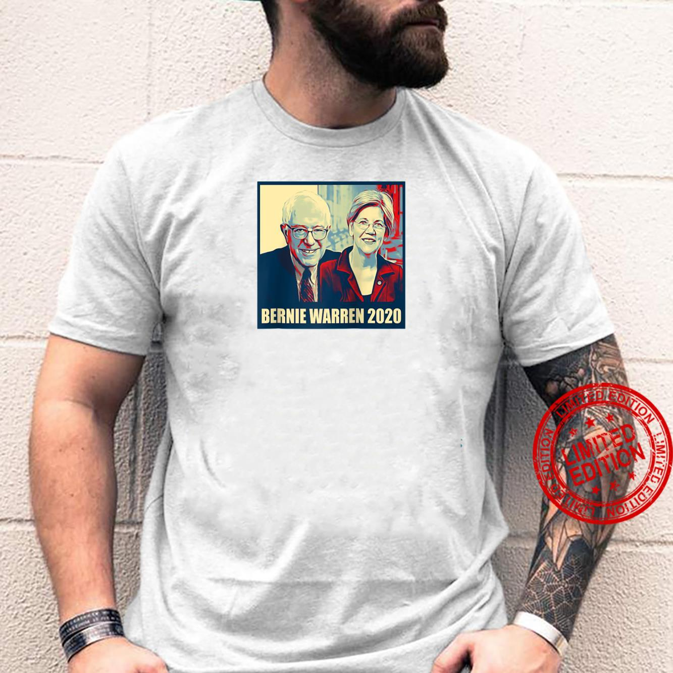 Bernie Warren 2020 shirt