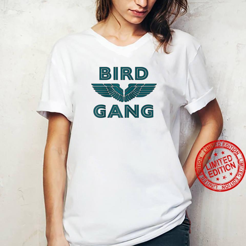 Bird Gang Football Shirt ladies tee
