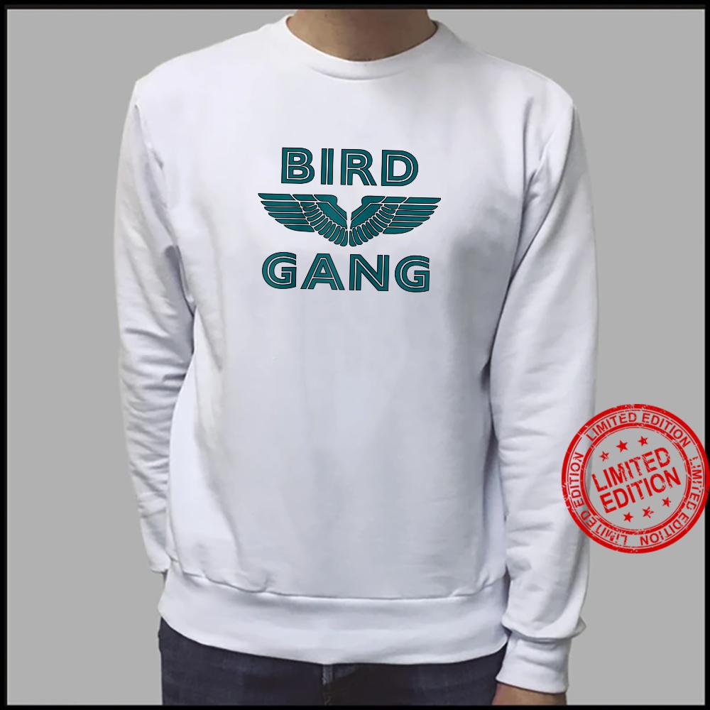 Bird Gang Football Shirt sweater