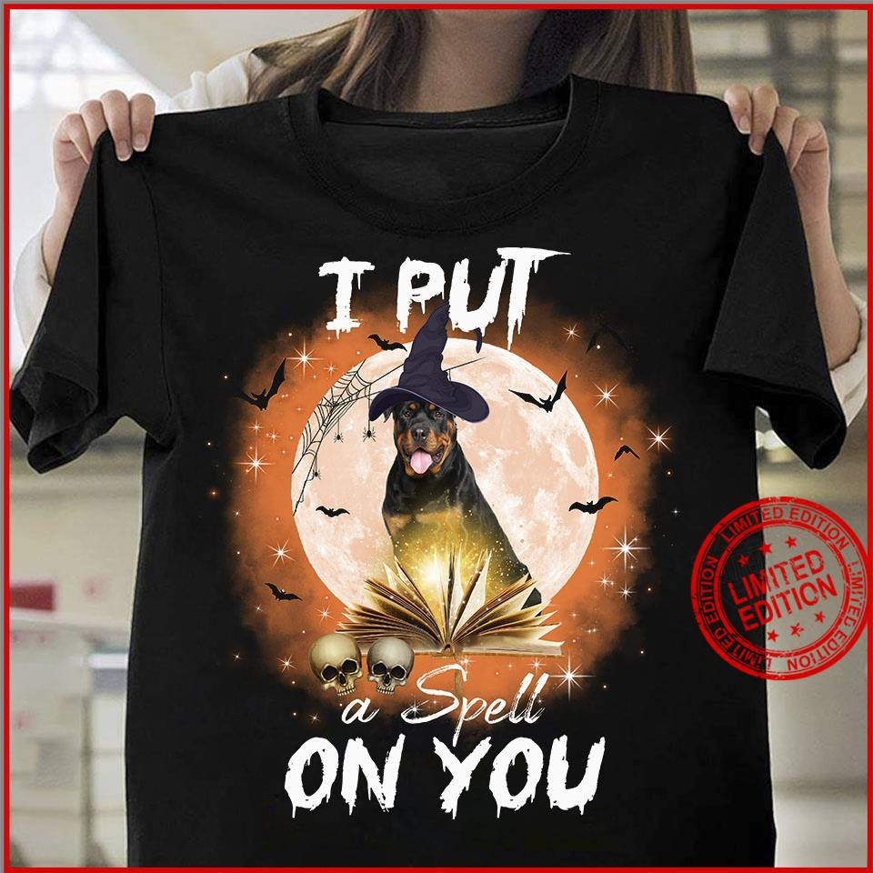 Boxer I Put A Spell On You Shirt