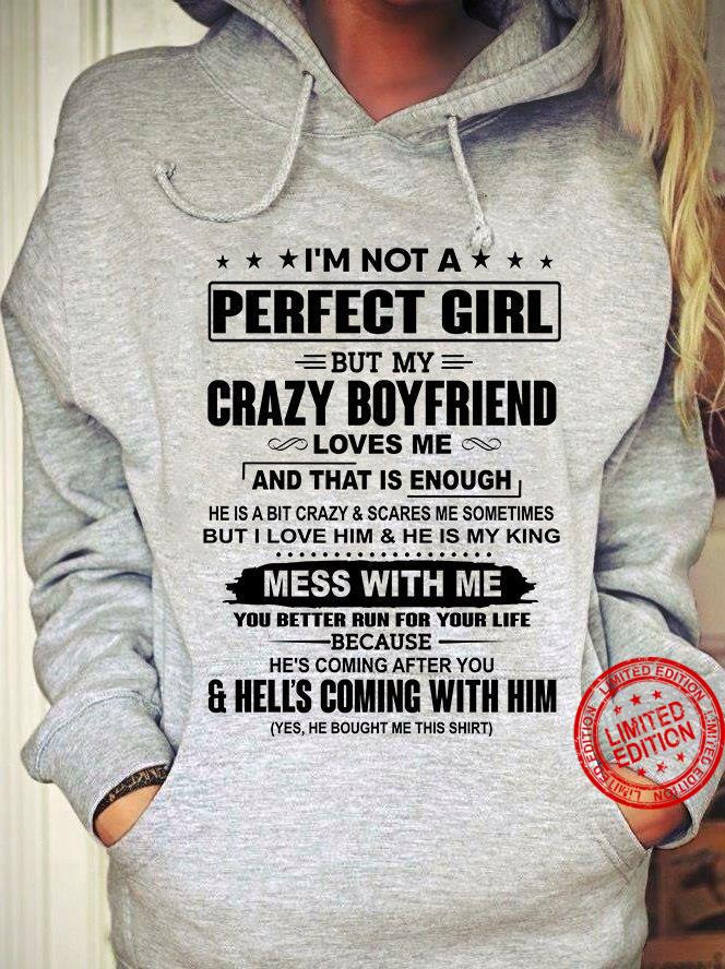 Me perfect girl for What kind