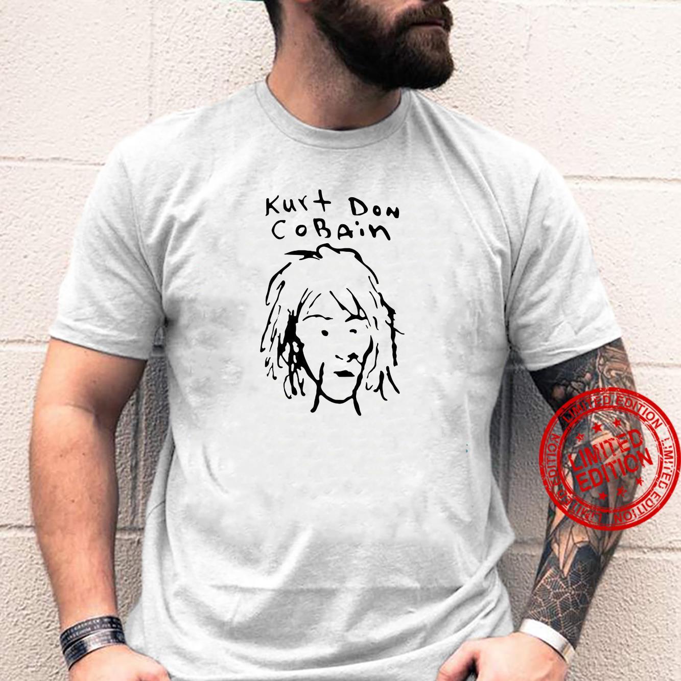 Kurt Don Cobain shirt